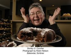 """Shirley Corriher's """"Bakewise""""  Food chemistry book - great recipes"""