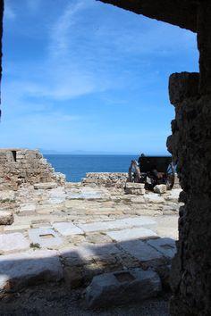 Fort St. Nicholas -Defense Walls - Ground Level