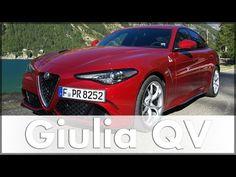 Mit der neuen Giulia will Alfa Romeo gegen Fahrzeuge wie den BMW 3er und die Mercedes-Benz C-Klasse antreten. Die Alfa Romeo Giulia Quadrifoglio will es sogar mit den Top Versionen wie dem BMW M3 und Mercedes-AMG C63 aufnehmen. Unter der Haube arbeitet deshalb ein V6 29 Liter Bi-Turbo mit 510 PS der die betont sportlich ausgerichtete Limousine ordentlich antreibt. Was die Giulia QV kann und ob sie sich vor den Wettbewerbern fürchten muss haben wir bei einer Probefahrt in der Alfa Romeo…