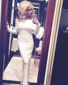 Stephanie Davis, Hollyoaks, White Dress, Actors, Formal Dresses, Fashion, White Dress Outfit, Moda, Formal Gowns