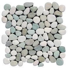 want pebble tiles on shower floor bathroom