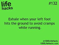 I'm going to try this as soon as I can run