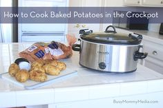 How to Cook Baked Po