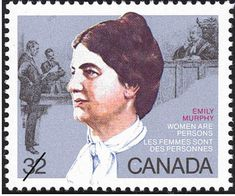 "Emily Murphy, mainly known for being the first judge of the British empire and for her success in the ""persons case"", and much less for her racist remarks against Chinese and Hindu, her anxiety of being overpopulated by the ""wrong"" kind of people, her heavy advocacy for compulsory sterilization.  - It is all related."