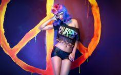 Katy Perry looking her absolute best.