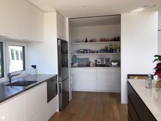 Cath's dream Lifemark® Home in Christchurch Dream Home Design, House Design, Storey Homes, Kitchens, Kitchen Cabinets, Star, Furniture, Home Decor, Restaining Kitchen Cabinets