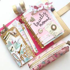 Planner Ideas & Accessories ❤ Some creativity today To Do Planner, Kikki K Planner, Cute Planner, Happy Planner, Planner Ideas, Digital Bullet Journal, Freebies, Planner Decorating, Tampons