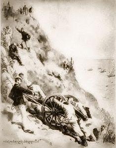 """Relatos de Guerra: Soldados de Chile en la Guerra del Pacìfico: """"DIFICULTADES EN LA CUESTA DE ITE"""""""