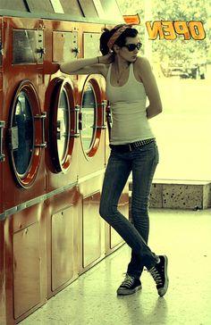 Laundry Day - Laundromat