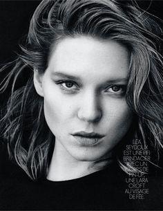 レア・セドゥ for Elle France February 2014
