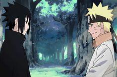 standing at the empass Sasunaru, Madara Susanoo, Sasuke Uchiha Sharingan, Naruto Gif, Naruto Sasuke Sakura, Naruto Cute, Naruto Funny, Naruto Shippuden Sasuke, Narusasu