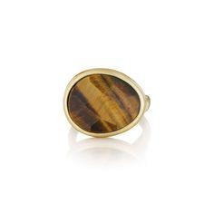 Minaret Faceted Tiger Eye Ring $108 https://www.chloeandisabel.com/boutique/scrbydrearives