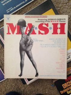 Original M*A*S*H Soundtrack Vinyl