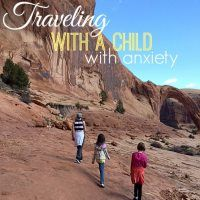 Traveling with a Child with Anxiety