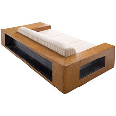Shop Art Deco sofas at the world's largest source of Art Deco and other authentic period furniture. Wooden Sofa Designs, Wooden Sofa Set, Sofa Set Designs, Wood Sofa, Sofa Furniture, Furniture Design, Antique Furniture, Art Deco Sofa, Diy Sofa