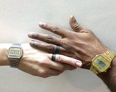 40 Appealing Wedding Tattoo Designs - The True Testimony of Love