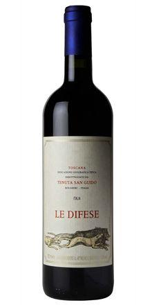 Le Difese Toscana 2009 :: Kylix Vinhos