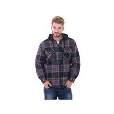 Big & Tall Dickies Plaid Flannel Jacket, Men's, Size: Xl Tall, Oxford