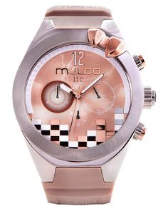 Mulco Be Confident watch - 50 meters water resistance #watches #wristwatch #jewelry  Click here to read our Mulco watches review:   http://designerwatchesonline.net/mulco-watches-review-good-quality-and-colorful-styling/