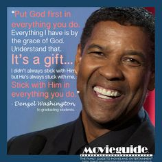 A good graduation speech from Denzel Washington! Christian Actors, Christian Faith, Christian Quotes, Scripture Quotes, Faith Quotes, Life Quotes, Great Quotes, Inspirational Quotes, Motivational