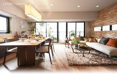 【アットホーム】クレヴィア町屋のモデルルーム|新築マンション・分譲マンションの物件情報
