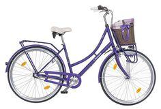 Dámské retro kolo Cossack Genua 3, fialové Retro, Bicycle, Vehicles, Genoa, Bike, Bicycle Kick, Bicycles, Car, Retro Illustration