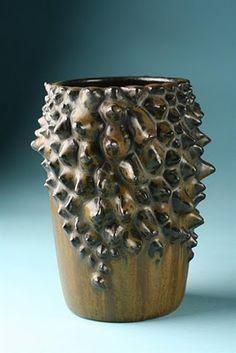 18 Kerut: Axel Salto...Volcanic, Pottery Inspiration #2