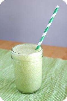 Green Smoothie For Kids « Jenn-Fit Blog – Healthy Exercise | Healthy Food | Healthy Living