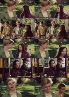 Flipped....HAHAHA!! What a great movie! I love Juli! Lol something I would say :b