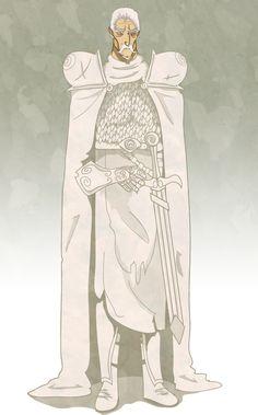 Ser Barristan Selmy Best KNIGHT EVAR by ~Sir-Heartsalot on deviantART