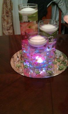 Centerpiece idea...what do you think? | Weddings, Style and Decor | Wedding Forums | WeddingWire
