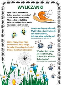 Lato wyliczanka Spring Activities, Activities For Kids, Diy For Kids, Crafts For Kids, Solar System For Kids, Preschool Worksheets, Little Babies, Kids And Parenting, Kids Playing