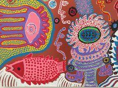 The Princess of Polka Dots: Yayoi Kusama Yayoi Kusama, Conceptual Art, Surreal Art, Action Painting, Body Painting, Dot Day, Artist Quotes, Naive Art, Japanese Artists