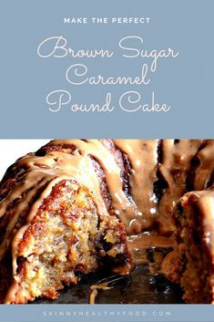 This Brown Sugar Caramel Pound Cake fills the bill for dessert for any occasion. A fancy dinner party or a family dinner or any other occasion you [. Cheap Clean Eating, Clean Eating Snacks, Mini Cakes, Cupcake Cakes, Cupcakes, Delicious Desserts, Dessert Recipes, Cake Recipes, Yummy Recipes