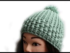 YouTube Easy Crochet Hat, Afghan Crochet, Projects To Try, Point, Youtube, Spanish, Patterns, Fashion, Wool Hats