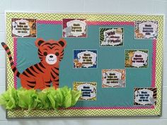 """Wild About Music' Bulletin Board for Music In Our Schools Month. Cute elementary music room bulletin board that shows the benefits of music in schools. Classroom Posters, Music Classroom, Classroom Decor, Music Teachers, Kansas Day, Music Bulletin Boards, Art Music, Music Mix, Blue Nail Designs"