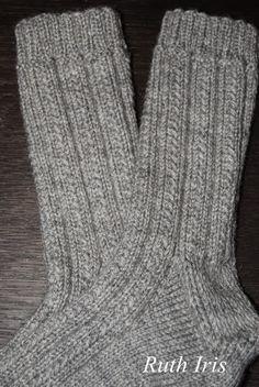Mellom himmel og jord: Sokker