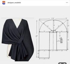Projects To Try, Dressing, How To Make, Tops, Women, Patterns, Fashion, Vestidos, Birthday Humorous