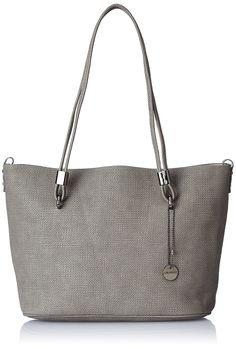 c0b4b548cdb Lino Perros Women s Handbag (Grey) Rs.1900 Unique Purses