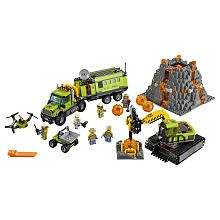 LEGO City Volcano Exploration Base (60124)