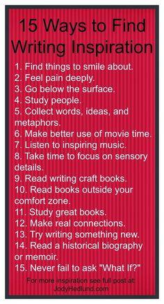.....kitzelt einen durch und durch, brrrrrrrr....Author, Jody Hedlund: 15 Ways to Find Writing Inspiration in 2015