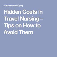 Sample Travel Nursing Resume Free Template Travel