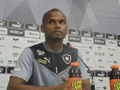 BotafogoDePrimeira: Jefferson celebra marca e espera chegar perto de C...