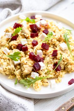 Halloumi, Pasta Salad, Feta, Risotto, Cauliflower, Recipies, Vegetables, Blog, Ethnic Recipes