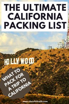 Packing Lists, Packing Tips For Travel, Travel Ideas, Travel Inspiration, Best Travel Guides, Usa Travel Guide, Visit California, California Travel, Texas Travel