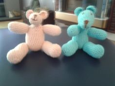 Bluey with his pal Rosie  (Crochet)