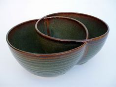Vesica Pisces style pottery I'll have to try this. D*
