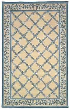 Chelsea Collection Hand Hooked French Country Wool Area Rug - Safavieh Rugs   Rugs by SelectRugs.com