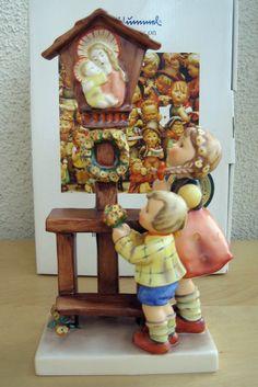 "Goebel Hummel Figurines -""ADORATION"""