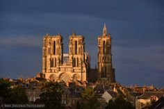 Laon, between Reims and St Quentin.